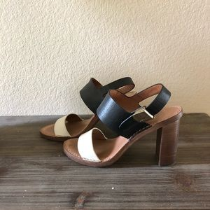 Aerin leather Sandle size 7.5